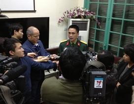 Chưa có đề nghị chính thức Việt Nam tìm kiếm ở vùng biển Malaysia