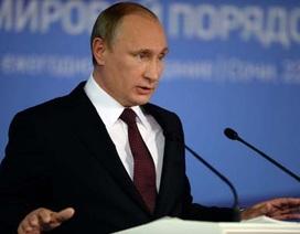 Tổng thống Nga Putin cáo buộc Mỹ gây bất ổn thế giới