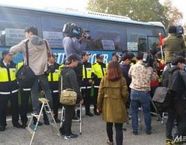 Hàn Quốc chặn vụ thả truyền đơn sang Triều Tiên