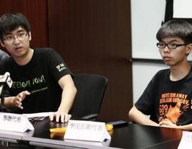 Người biểu tình Hồng Kông hủy bỏ phiếu về đề xuất của chính quyền