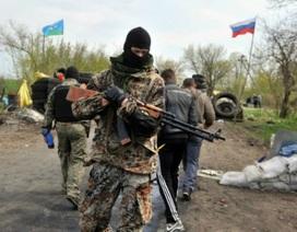 Ukraine: Bạo lực miền Đông bùng phát, 7 binh sỹ thiệt mạng