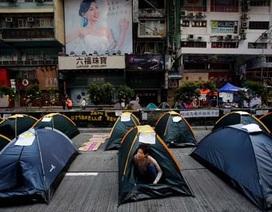 Người biểu tình Hồng Kông đòi đối thoại với Bắc Kinh