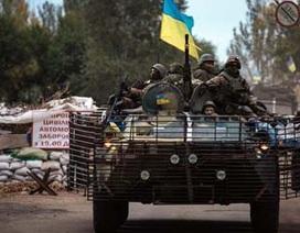 Kiev và phe ly khai ký thỏa thuận ngừng bắn mới