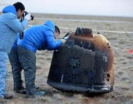 Trung Quốc lần đầu đưa tàu vũ trụ trở về từ quỹ đạo mặt trăng
