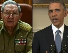 """Chương mới trong quan hệ Mỹ - Cuba sau nửa thế kỷ """"đóng băng"""""""