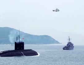 Nga bàn giao tàu ngầm Kilo thứ ba cho Việt Nam