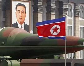 """""""Triều Tiên sẽ có 20 đầu đạn hạt nhân trước 2016"""""""