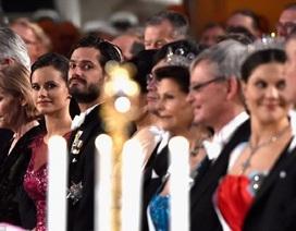 Lộng lẫy yến tiệc hoàng gia mừng các chủ nhân giải Nobel