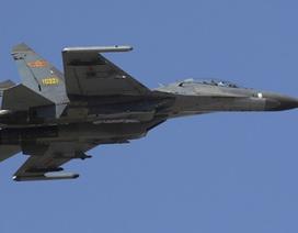 Phi công Trung Quốc tử nạn khi tập trận trên Biển Đông