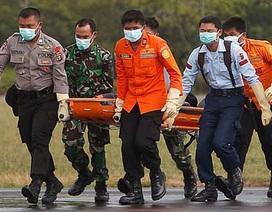Phát hiện thêm 6 thi thể nạn nhân máy bay AirAsia QZ8501