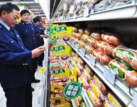 """Gần 50% doanh nghiệp thực phẩm Trung Quốc """"không an toàn"""""""
