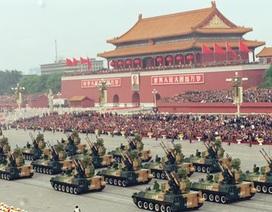 """Trung Quốc rầm rộ chuẩn bị cho cuộc diễu binh """"dằn mặt"""" Nhật"""
