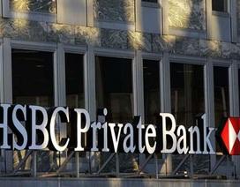Văn phòng HSBC Thụy Sỹ bị lục soát vì nghi rửa tiền