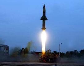 Ấn Độ thử thành công tên lửa mang đầu đạn hạt nhân tự chế
