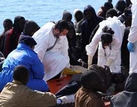 Ý giải cứu 2.000 người nhập cư lênh đênh trên biển