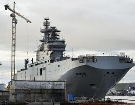 Nga tuyên bố có thể đóng được tàu sân bay giống Mistral