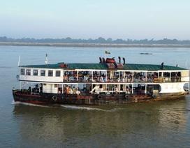Chìm phà tại Myanmar, gần 50 người chết và mất tích