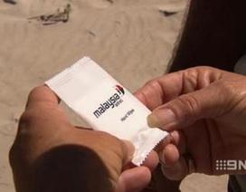 Xuất hiện vật chứng nghi của MH370 trên bờ biển Úc