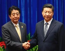 """Lãnh đạo Trung - Nhật sẽ tái hiện cú bắt tay """"băng giá"""" tại Indonesia?"""