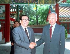 Lý Quang Diệu biết Trung Quốc muốn thao túng Biển Đông từ năm 1974