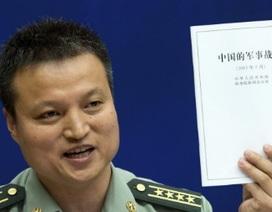 Trung Quốc lộ rõ tham vọng và hăm dọa trong sách trắng quốc phòng