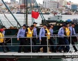 Hàn Quốc phạt tù ngư dân Trung Quốc đánh bắt trộm
