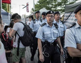 """Hồng Kông căng thẳng trước """"thời điểm gay go"""""""