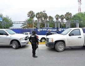 Mexico: Cướp vũ trang bắn chết 10 người tại cửa hàng bia