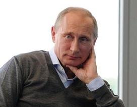 Tổng thống Nga Putin tiết lộ chuyện đời tư