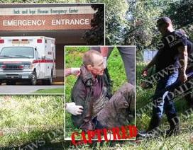 Cảnh sát New York bắt được tù nhân vượt ngục thứ hai