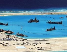 Mỹ cảnh báo Trung Quốc tiếp tục xây đảo và quân sự hóa Biển Đông