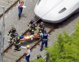 Nhật Bản: Hành khách tự thiêu trên tàu cao tốc, 2 người chết
