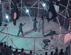 """Những hình ảnh lạnh người từ trại huấn luyện khủng bố """"nhí"""" của IS"""