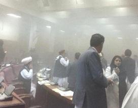 Taliban táo tợn tấn công tòa nhà Quốc hội Afghanistan