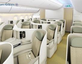 """Bên trong chiếc Boeing Dreamliner đang gây """"sốt dư luận"""" của Vietnam Airlines"""