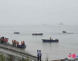 Trung Quốc dốc toàn lực giải cứu nạn nhân vụ chìm tàu, 5 người đã thiệt mạng