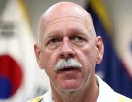 Tư lệnh hải quân Mỹ lên tiếng về chuyến bay thị sát Biển Đông