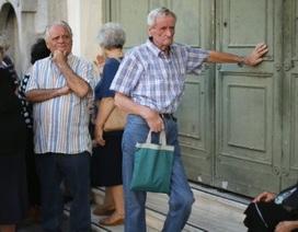 48 giờ phán quyết tương lai Hy Lạp tại Eurozone