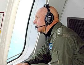 Bay thị sát Biển Đông, Tư lệnh hải quân Mỹ muốn cảnh báo Trung Quốc?