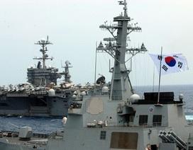 Hàn Quốc bắt sĩ quan hải quân dính nghi án gián điệp Trung Quốc