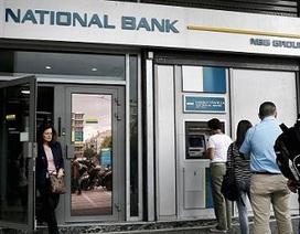Hy Lạp nhận cứu trợ 7 tỷ Euro, ngân hàng sắp mở cửa trở lại