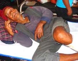 Cụ ông 101 tuổi sống sót thần kỳ sau 7 ngày bị vùi lấp