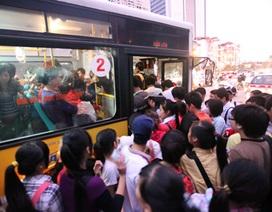 """Có thể hoãn thí điểm xe buýt """"chặn quấy rối tình dục"""""""