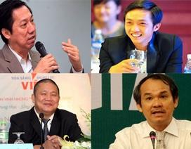 Kinh tế khó khăn, đại gia Việt vẫn đút túi ngàn tỷ