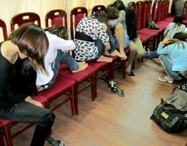 Hà Nội đề nghị tăng mức phạt với người mua dâm