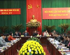 Hà Nội có thêm hai nữ Phó Bí thư Thành ủy