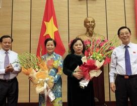 Bà Nguyễn Thị Bích Ngọc trúng cử chức Chủ tịch HĐND TP Hà Nội