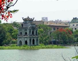 Hà Nội chuẩn bị cải tạo hàng loạt hạng mục quanh hồ Hoàn Kiếm