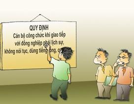 Hà Nội xử lý người nói tục nơi công cộng