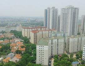 Hà Nội: Giá dịch vụ nhà chung cư cao nhất 16.000 đồng/m2